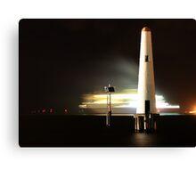 Lightship Canvas Print