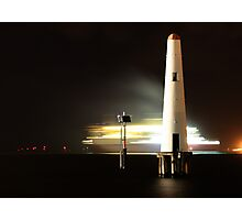 Lightship Photographic Print