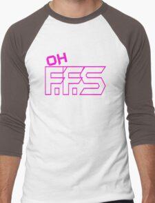 Oh F.F.S Shirts Men's Baseball ¾ T-Shirt