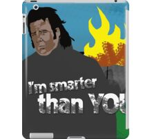 eugene is NOT a scientist iPad Case/Skin
