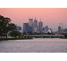 Melbourne Photographic Print
