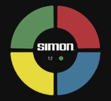 Simon Says T-shirt by jimmy-rage