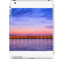 Malaga Pink and Blue Sunrise iPad Case/Skin