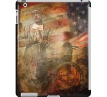 Private Smith's Diary. The Doctor Will See Me Soon.  iPad Case/Skin