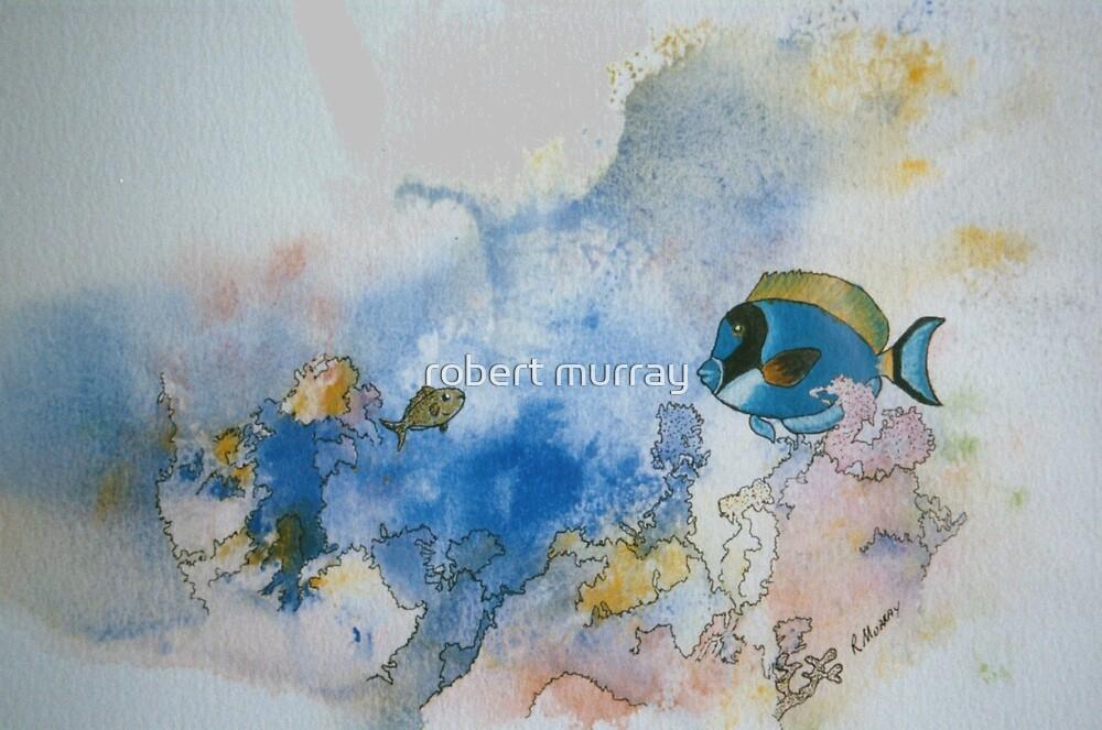 fish series...fish #3 by robert murray
