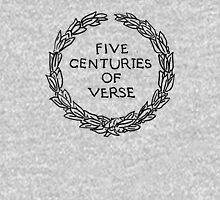 Five Centuries of Verse (Black) Unisex T-Shirt