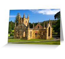 Port Arthur Greeting Card