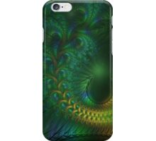 Peacock Sunset iPhone Case/Skin