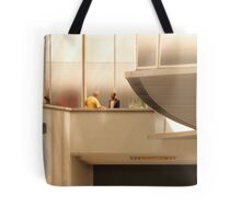 Discussion on 31st Street Tote Bag