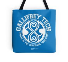 Gallifrey Tech - College Wear 01 Tote Bag