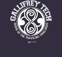 Gallifrey Tech - College Wear 01 Unisex T-Shirt