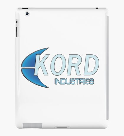 Kord Industries. Blue Beetle iPad Case/Skin