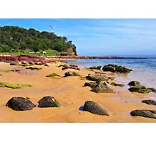 Bar Beach - Merimbula Photographic Print
