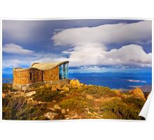 Mount Wellington Poster