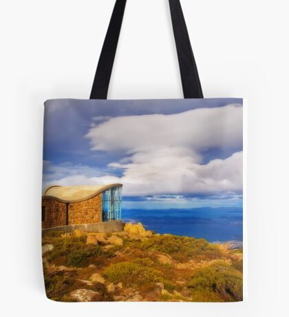 Mount Wellington Tote Bag