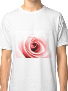 Rose close up Classic T-Shirt