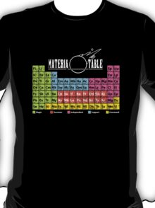 Materia Table T-Shirt