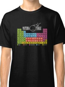 Materia Table Classic T-Shirt