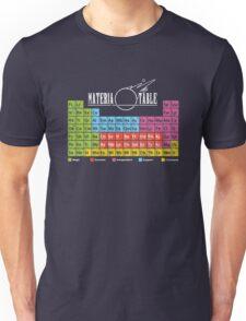 Materia Table Unisex T-Shirt