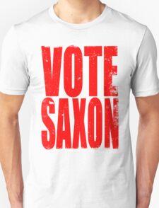 VOTE SAXON (the Master) T-Shirt