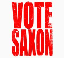 VOTE SAXON (the Master) Unisex T-Shirt
