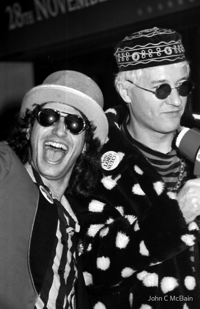 Mad Mick and Captain Sensible by John C McBain