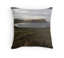 Cape Bruny Throw Pillow