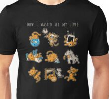 How I Wasted All My Lives T-Shirt