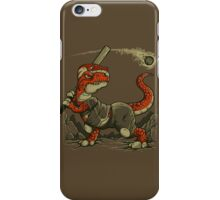Fight The Asteroid iPhone Case/Skin