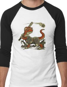 Fight The Asteroid Men's Baseball ¾ T-Shirt