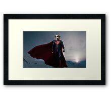 super monkey Framed Print