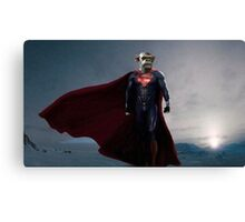 super monkey Canvas Print