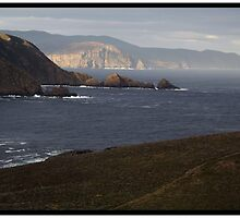 Cape Bruny Coastline by Photogra