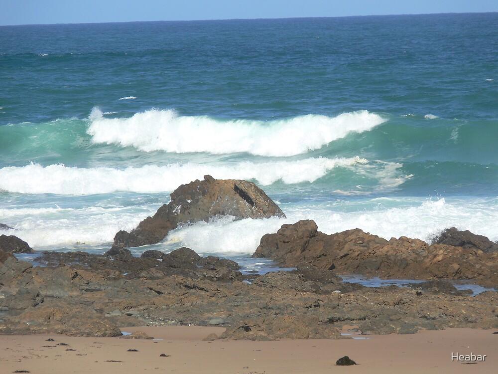 waves again on the East coast by Heabar