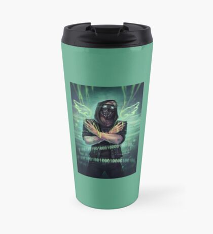 Wrench in Peace Travel Mug