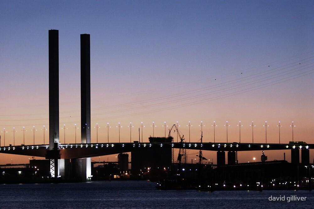 Bolte Bridge by david gilliver