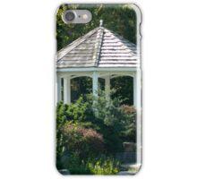 Garden Gazebo   ^ iPhone Case/Skin