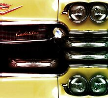 cadillac by Grant Bissett