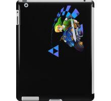 Mario Kart 8 - Link on the Mastercycle iPad Case/Skin