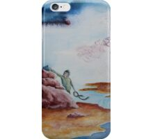 Loneliness I Hide iPhone Case/Skin