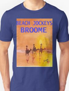Beach Jockeys Broome Unisex T-Shirt