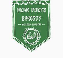 Society Crest (Chalk) Unisex T-Shirt