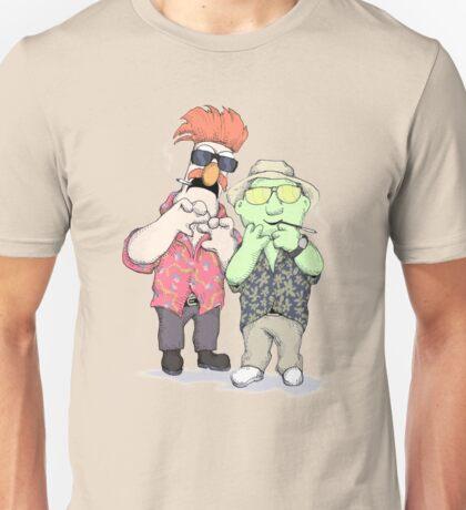 Beaker & Bunsen In Las Vegas Unisex T-Shirt