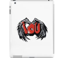 Sherlocked IOU Graffiti iPad Case/Skin