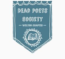 Society Crest (Teal) Unisex T-Shirt