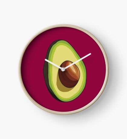 Avocado - Part 1 Clock