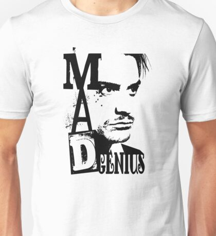 MAD GENIUS Unisex T-Shirt