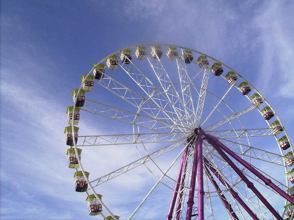 The Wheel by Arkey