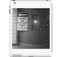 La Rue iPad Case/Skin