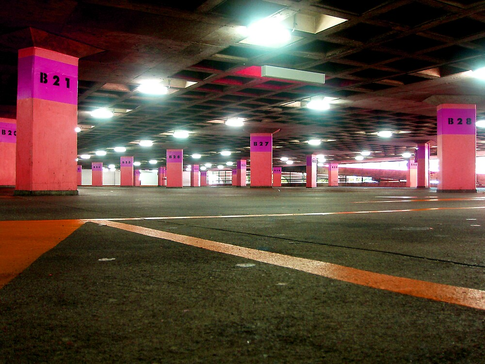 carpark by aprilmacdee